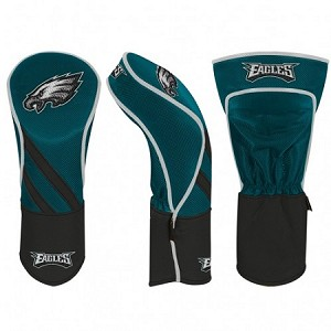 cheaper 208b5 e7a4f Philadelphia Eagles Driver Golf Club Head Cover