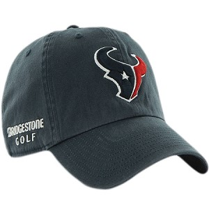 Houston Texans Bridgestone Golf Cap/Hat
