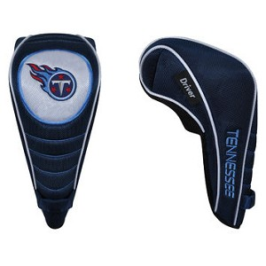 Tennessee Titans Shaft Gripper Driver Head Cover