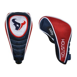Houston Texans Shaft Gripper Utility Head Cover